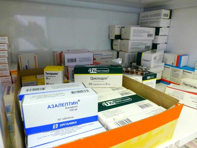 При неврозах какие препараты