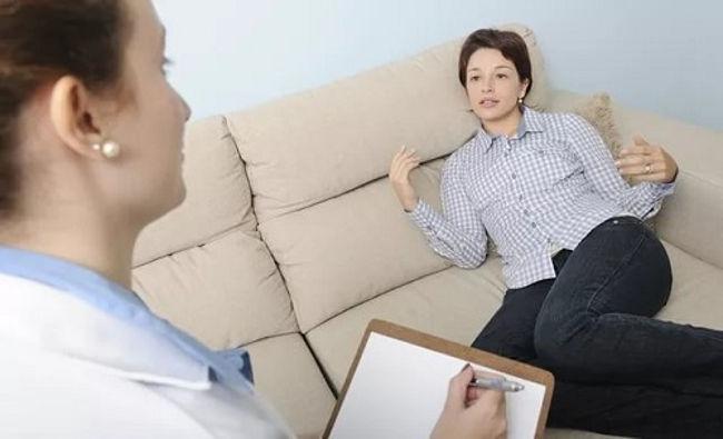 диагностика аффективного психоза