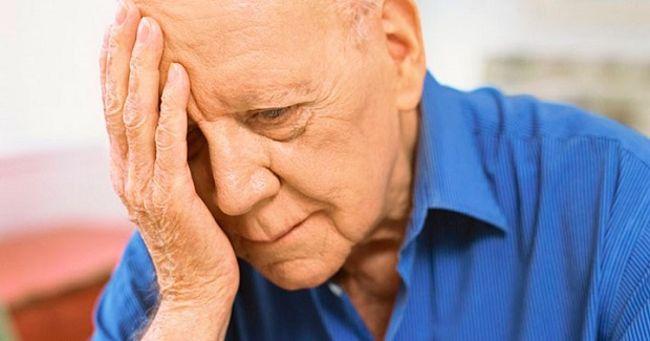 проявление старческого психоза
