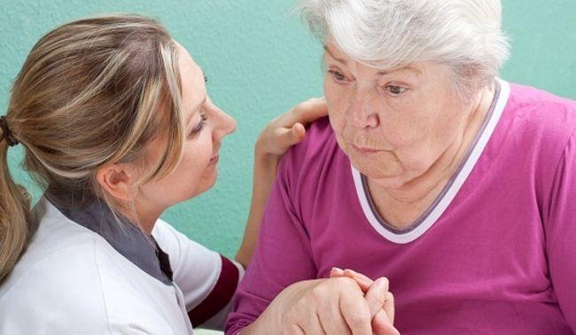 симптомы старческого психоза
