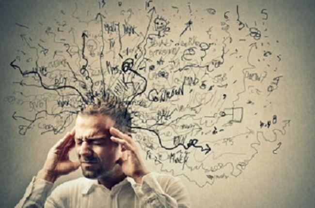 помрачения психики шизофреника