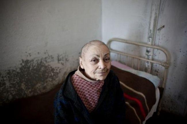 женщина больная вялотекущей шизофренией