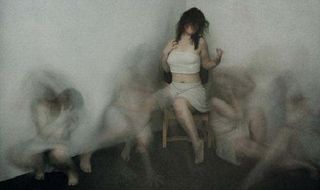 девушка шизофреничка