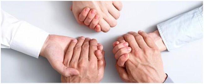 рукопожатия