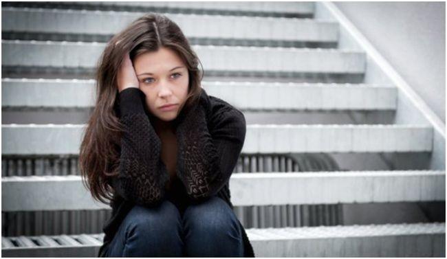 девушка шизофрения