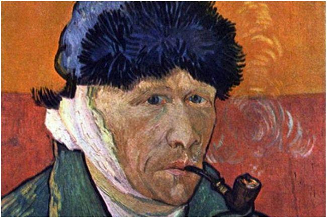 художник шизофреник