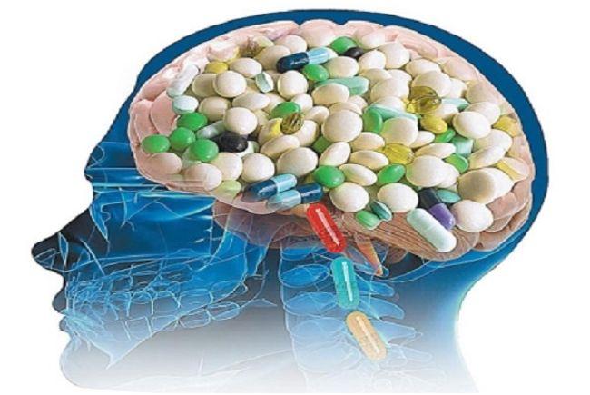 таблетки в голове