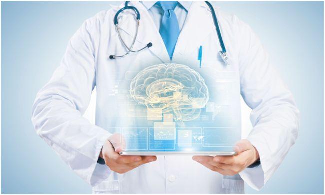 голограмма мозга