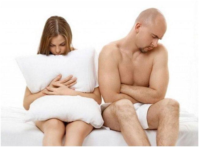 интимные проблемы в семье