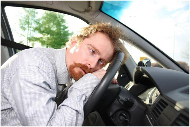 симптомы страха вождения