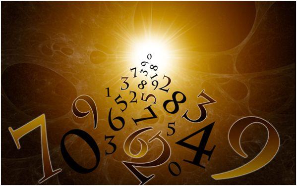 круговорот из цифр