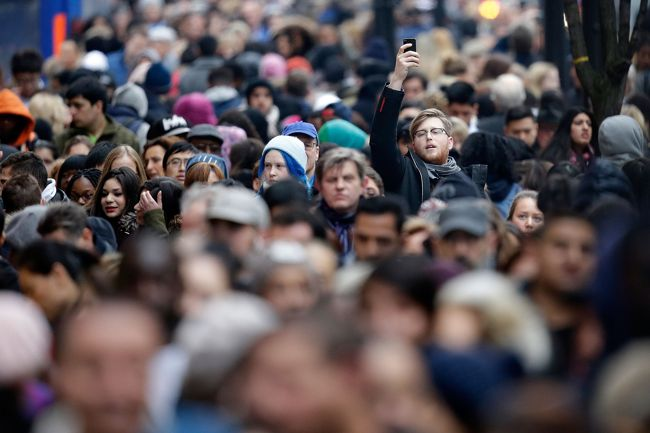 боязнь толпы