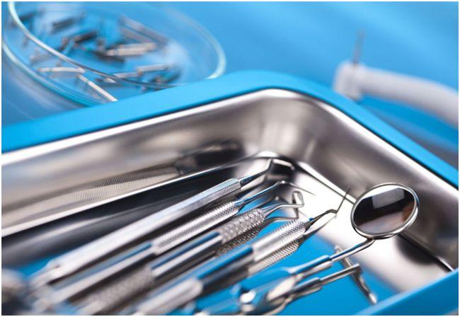 инструмент стоматолога
