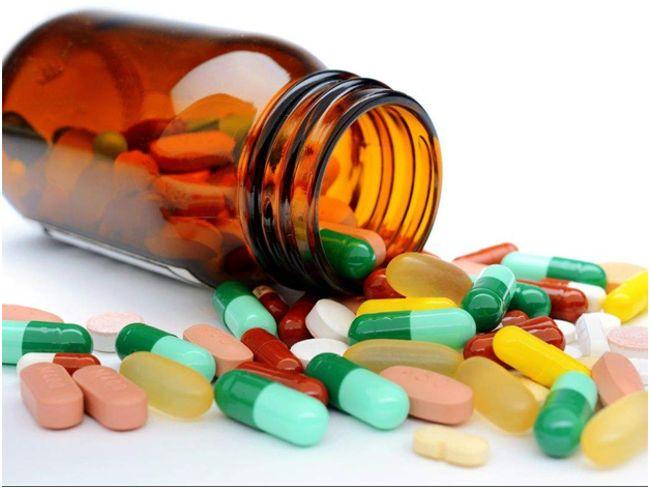 таблетки из банки