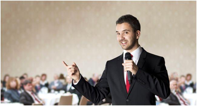 веселый оратор