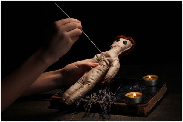 обряд с куклой