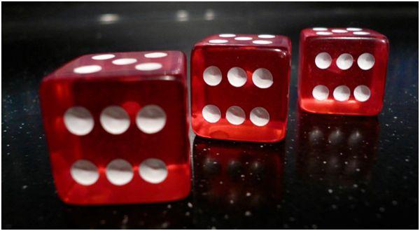 игральные кубики