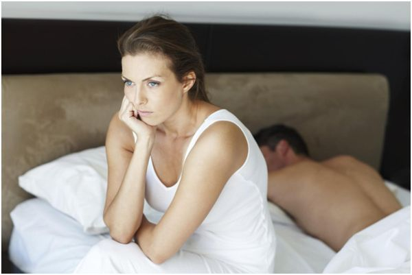 неудовлетворенность в постели