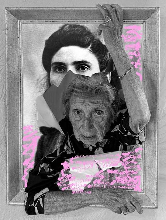 Страх старости у женщин